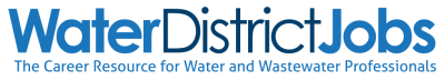 Water District Jobs logo